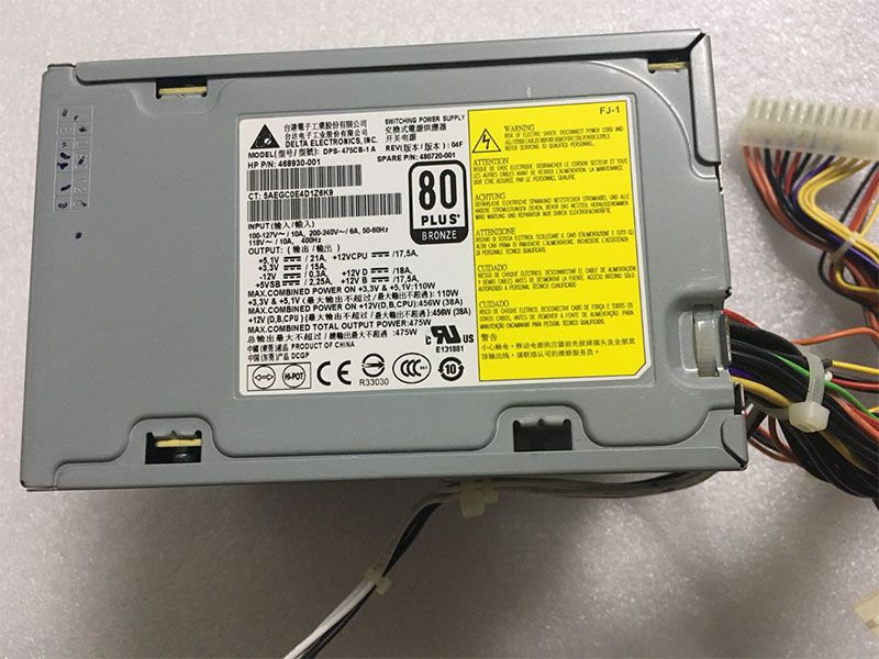 Alimentation PC HP DPS-475CB-1A