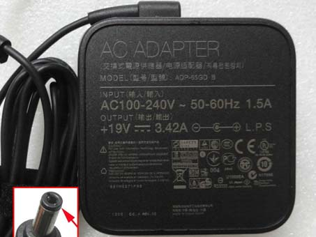 Adaptateur Toshiba PA3715E-1AC3