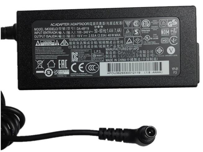 Chargeur alimentation secteur LG AD-48F19
