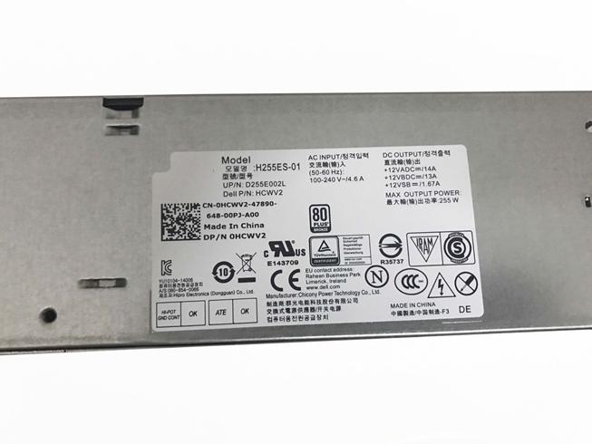 Dell HCWV2 PC Netzteil