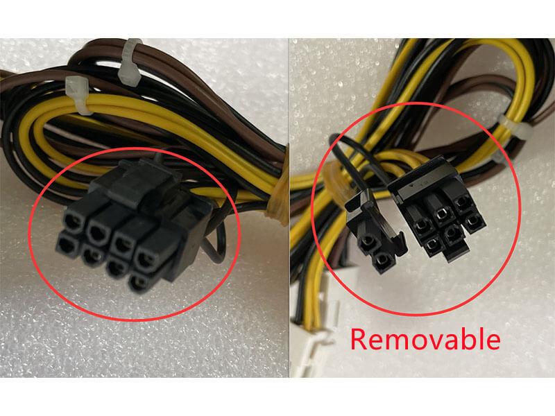 HP PA-3401-1 PA-3401-2HA L76557-001
