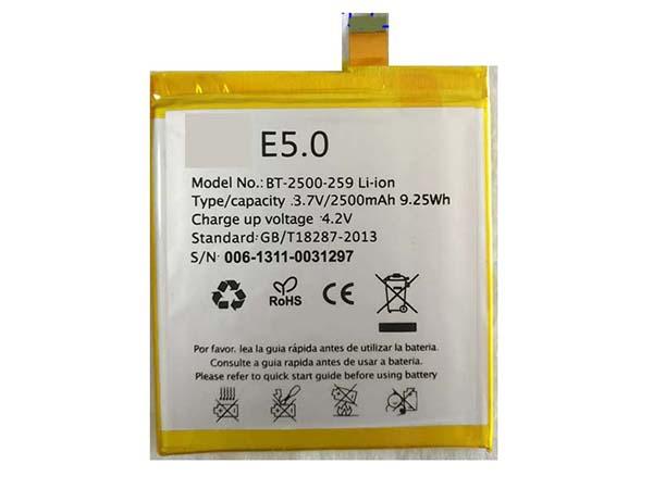 BQ E5.0 BT-2500-259