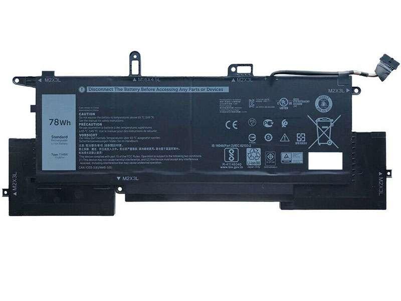 Dell 7146W Laptop akku