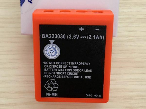HBC BA223030 Kompatibler akku
