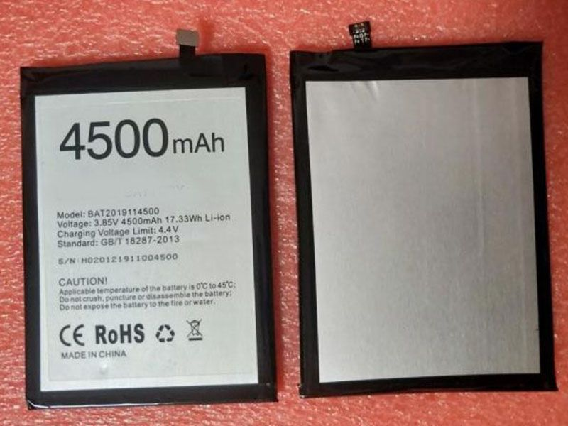 BAT2019114500 バッテリー
