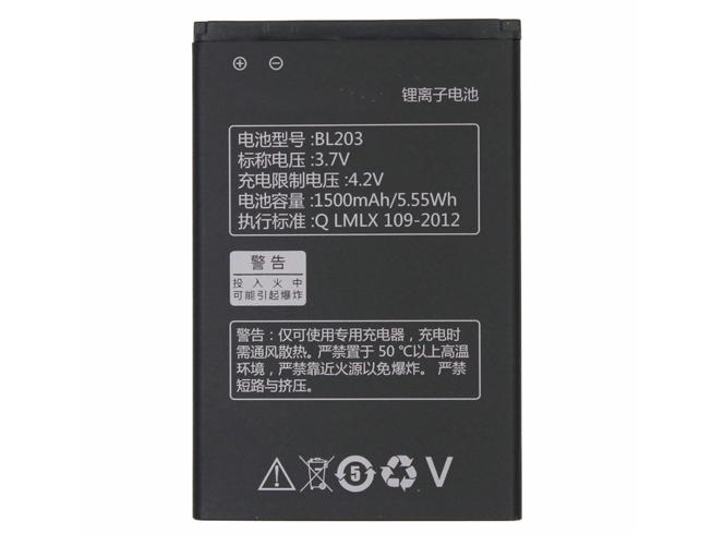 Lenovo BL203 Handy akku