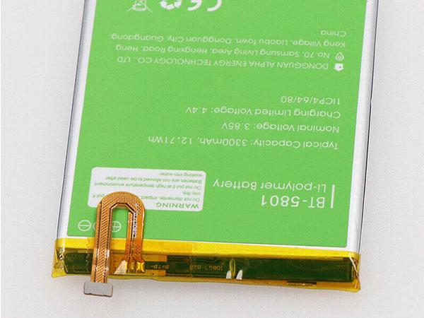 LEAGOO BT-5801