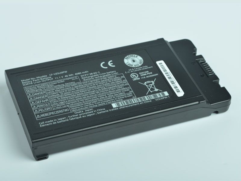 CF-VZSU0PW バッテリー