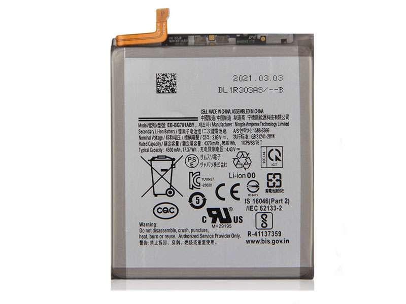 Samsung EB-BG781ABY Handy akku