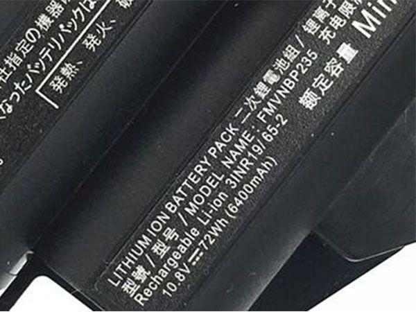 Fujitsu FPCBP405 FPCBP416