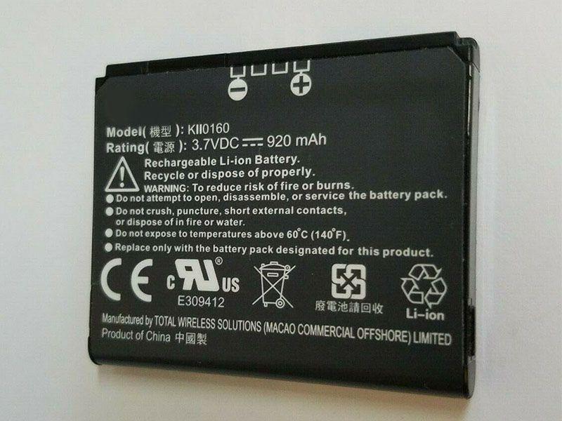 HTC KII0160 Handy akku