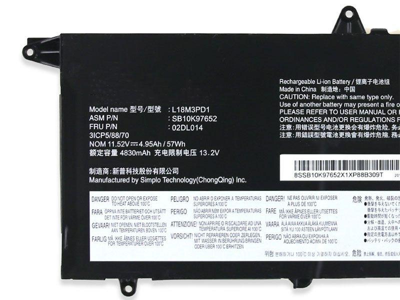 Lenovo L18L3PD1 L18M3PD1