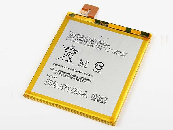 Sony LIS1554ERPC Handy akku