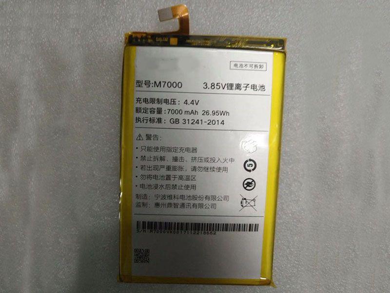 COMIO M7000 Handy akku