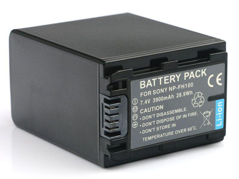 Sony NP-FH100 Kompatibler akku