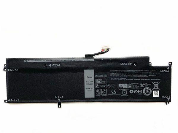 Dell P63NY Laptop akkus