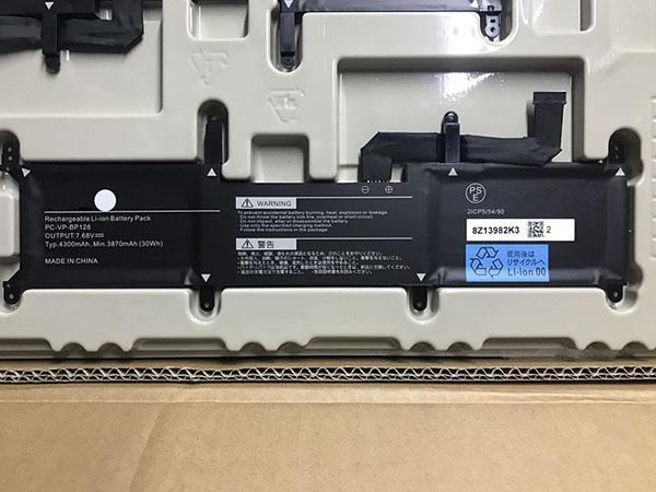 NEC PC-VP-BP128 Laptop akku