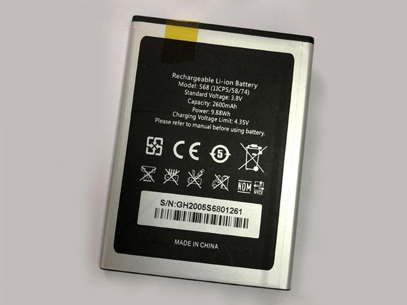 Oukitel S68 Handy akku