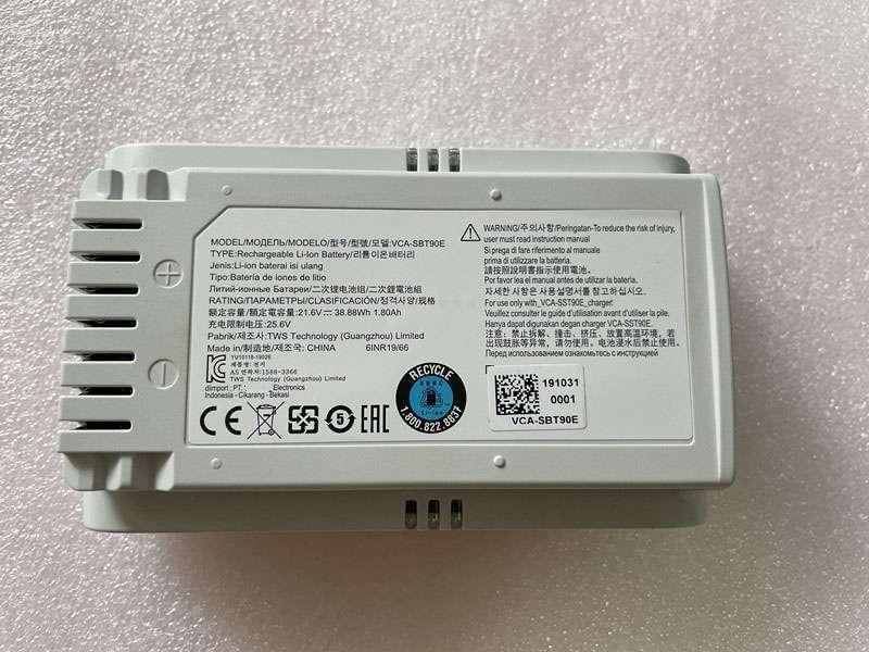 Samsung VCA-SBT90E Kompatibler akku