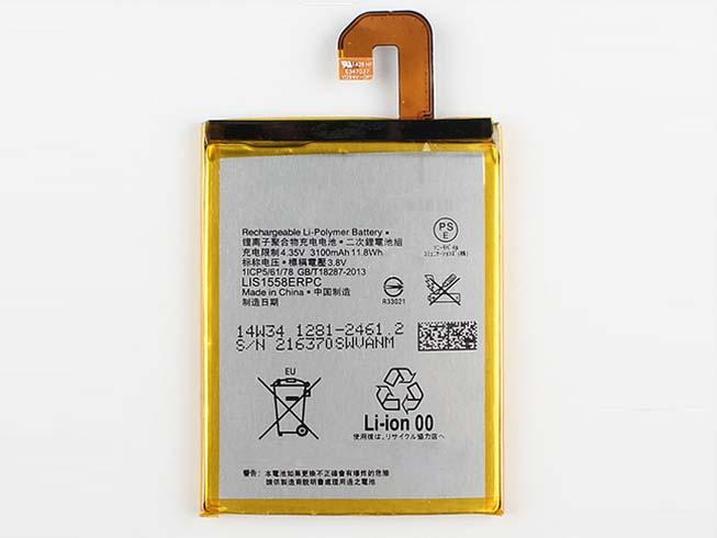 Sony LIS1558ERPC Handy akku