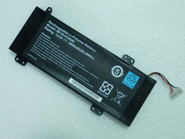MSI BP-KI-41/4240 Laptop akkus