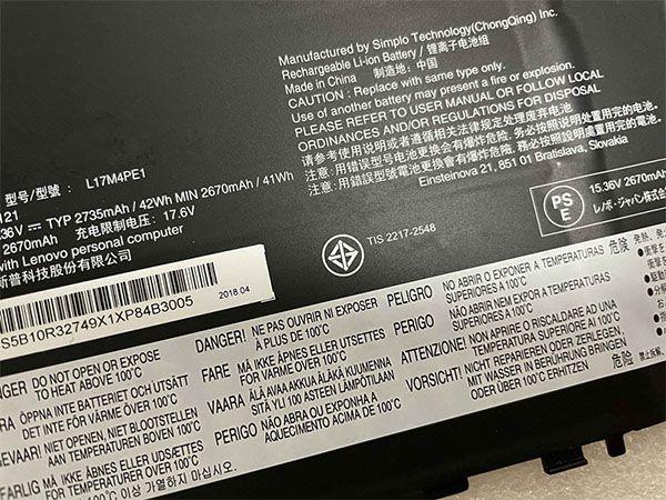 Lenovo L17C4PE1