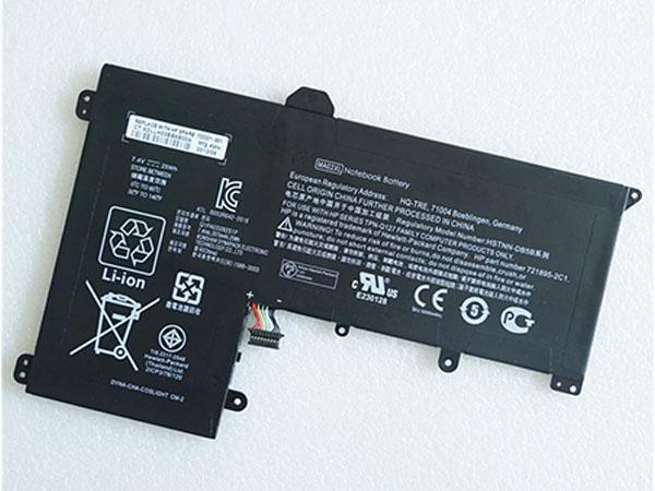 HP MA02XL Laptop akkus