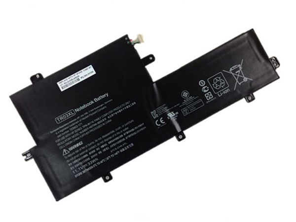 HP TR03XL Laptop akkus